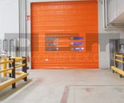 image porte orange