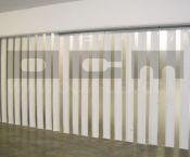 parete_bandelle_plastica_trasparenti_bianche