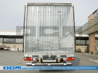 Strip doors for refrigerated trucks