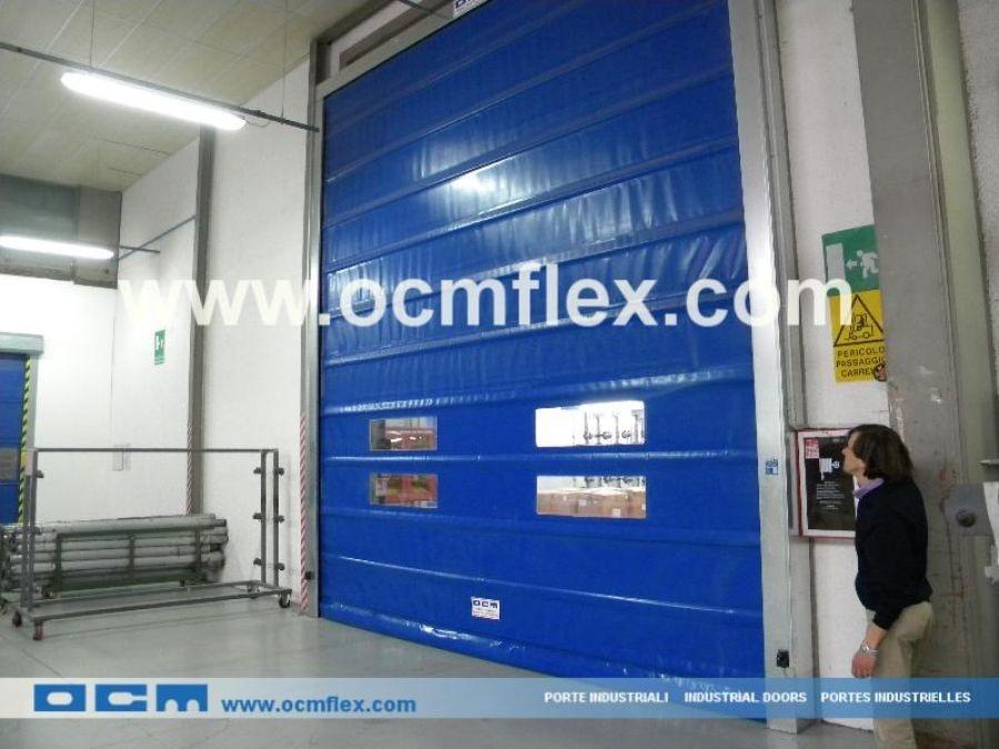 Action Door Amp Custom Made Fast Action Doors