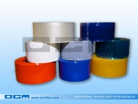PVC strips, sheets and rolls